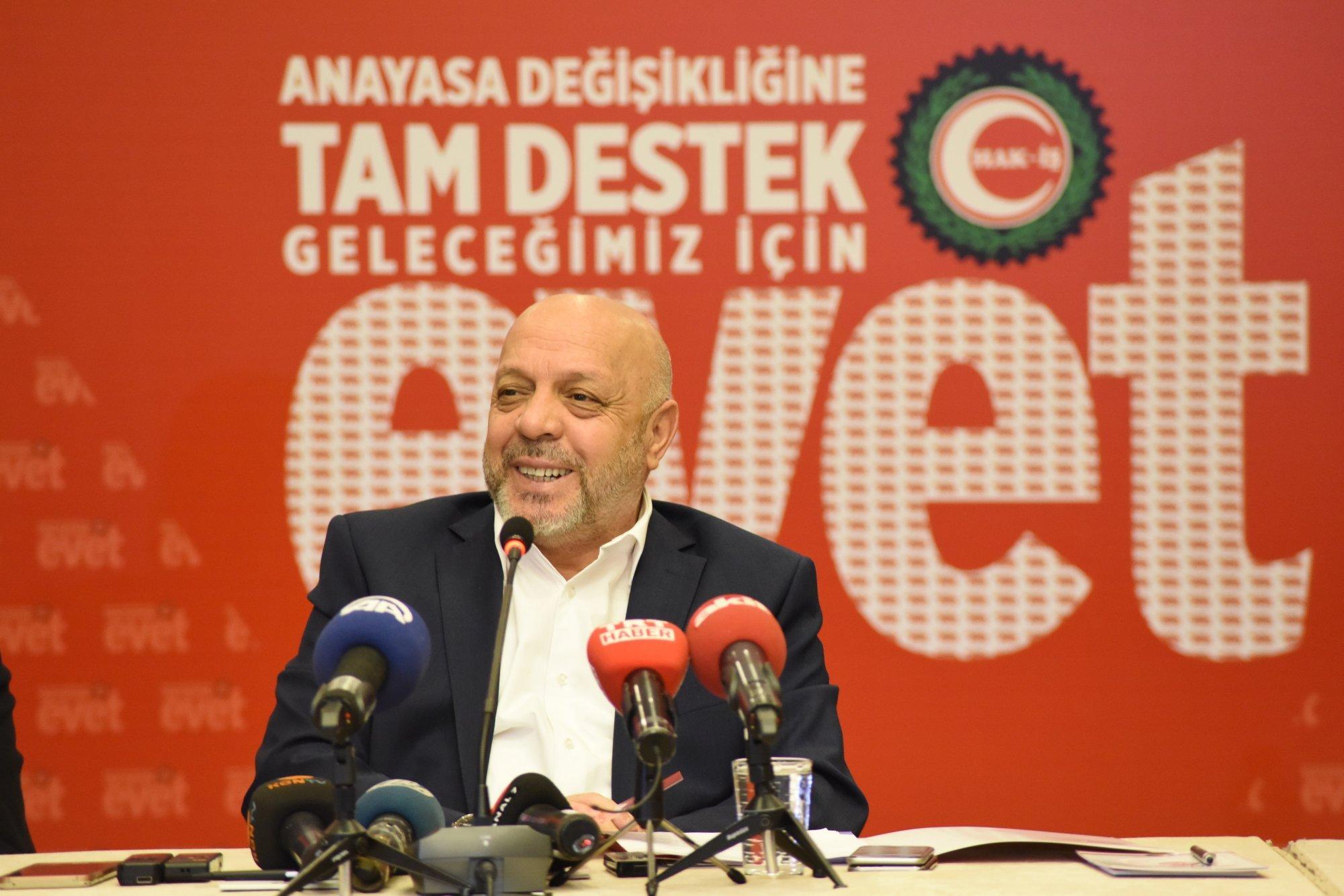ARSLAN ANAYASA DEĞİŞİKLİĞİ İÇİN GAZİANTEP'TE