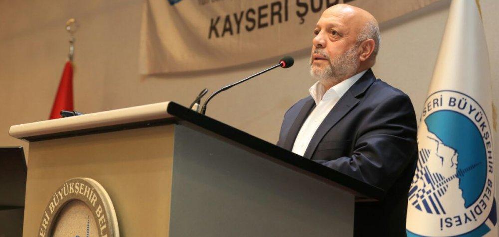 ARSLAN, KAYSERİ'DE TOPLU İŞ SÖZLEŞMESİ TÖRENİNE KATILDI