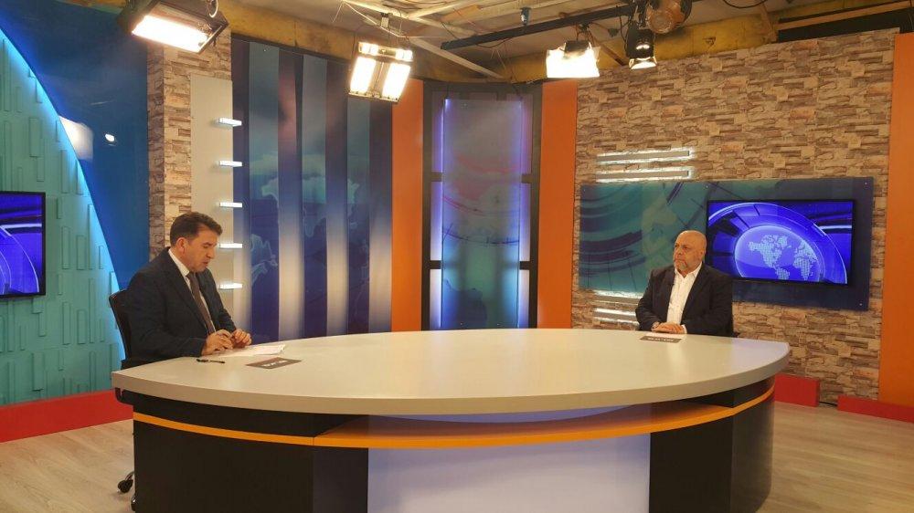 ARSLAN, ÜLKE TV'DE GÜNDEMİ DEĞERLENDİRDİ