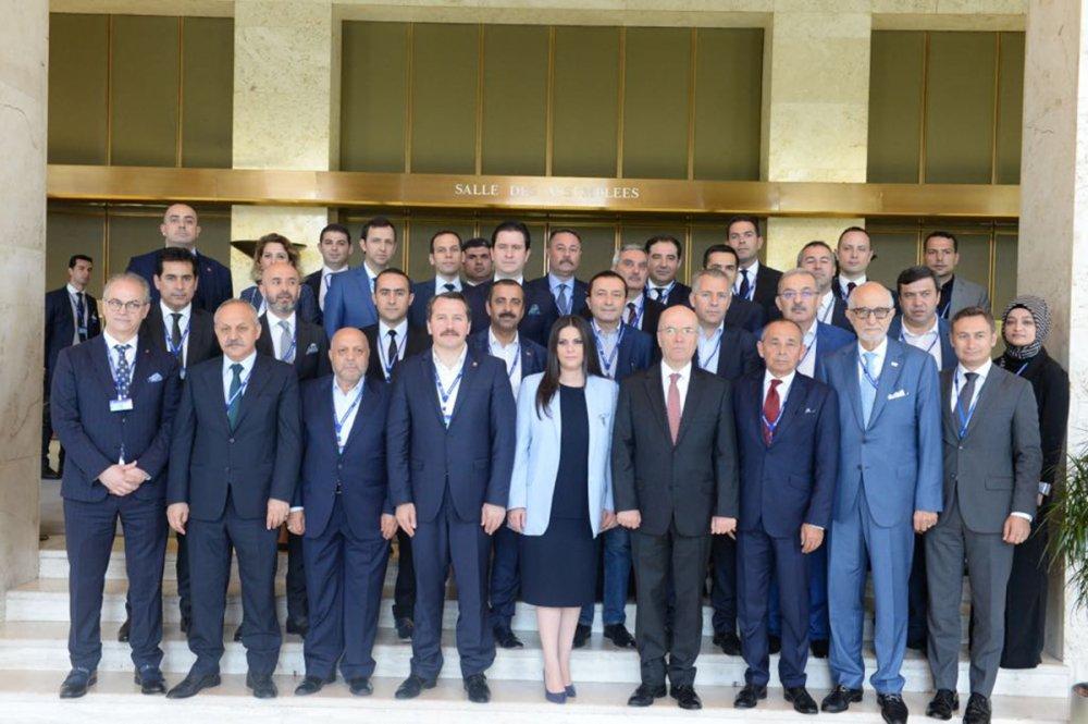 HAK-İŞ, ILO 107. YILLIK KONFERANSINDA