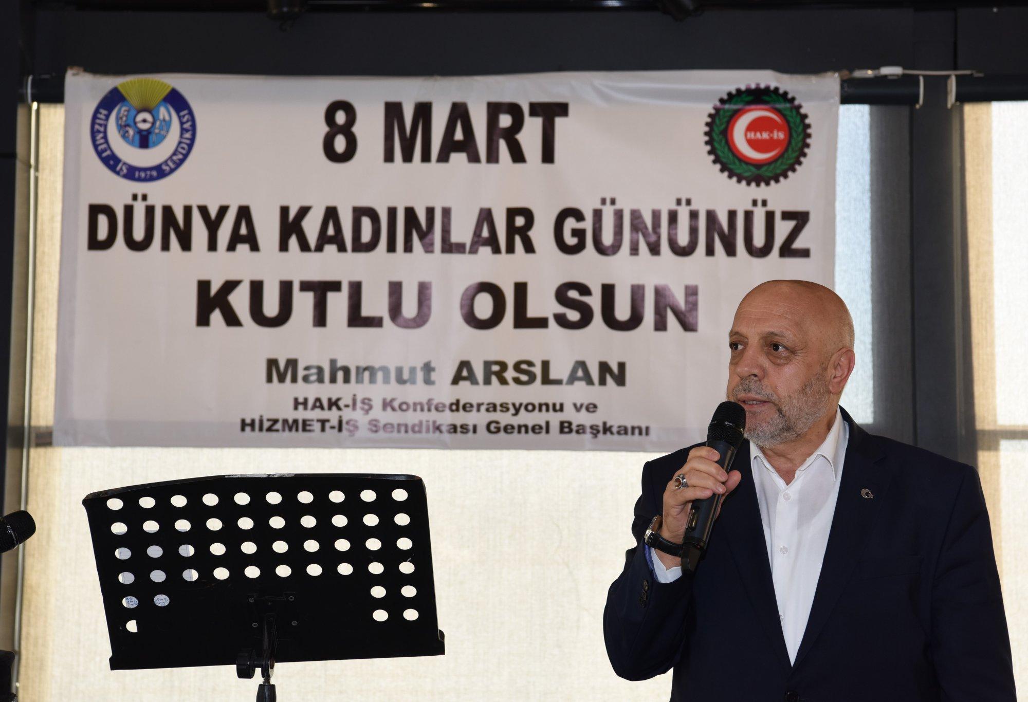 ARSLAN KOCAELİ'DE KADIN ÜYELERİMİZLE BİR ARAYA GELDİ