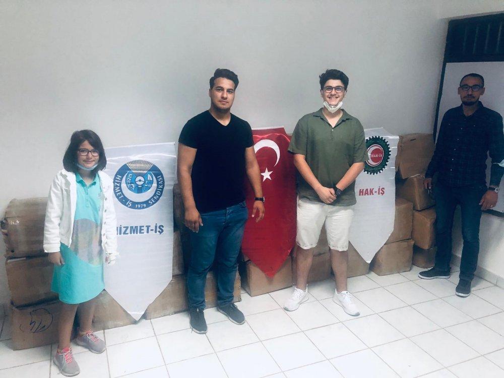 KOSOVA'DAN ARSLAN'A TEŞEKKÜR